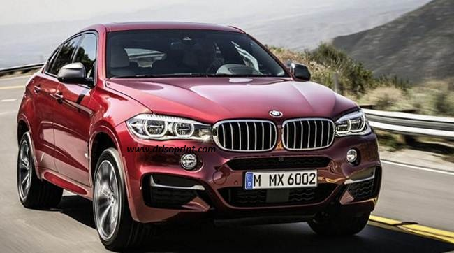 2017 BMW X6 Redesign - Release and Changes