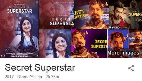 Download Secret Superstar(2017) Full Movie in HD Blu-Ray