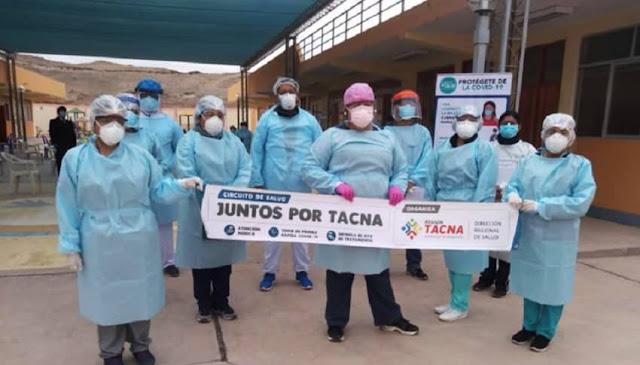 Coronavirus: Más de 12.000 pacientes vencieron la enfermedad en Tacna