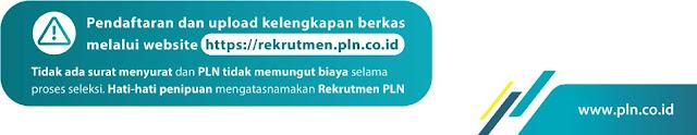 Lowongan Kerja PT PLN (Persero) - Tes Di Jakarta