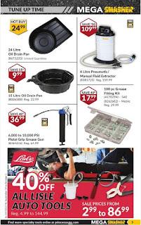 Princess Auto weekly Flyer September 19 - October 1, 2017