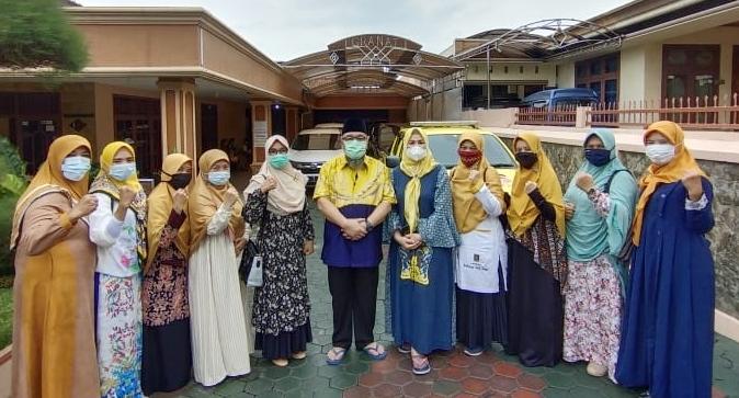 Perempuan PKS Siap Menangkan Tony - Antoni di Pilkada Lamsel