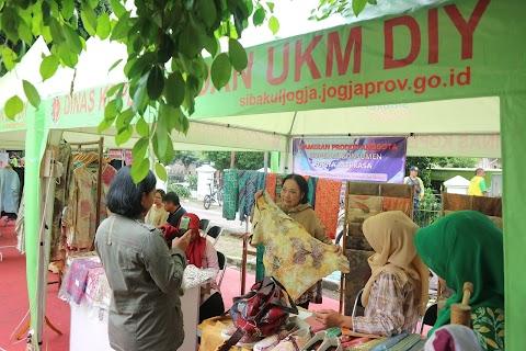 Menilik Produk UKM Hebat di Pesta Rakyat