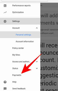 Adsense account name or address change kese kare 3