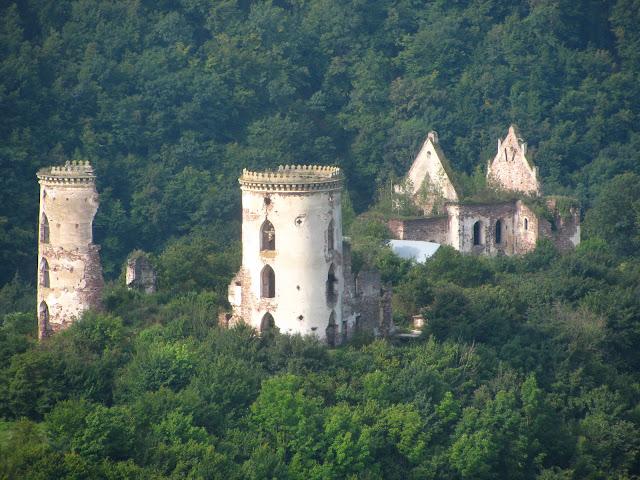 червоноградская крепость