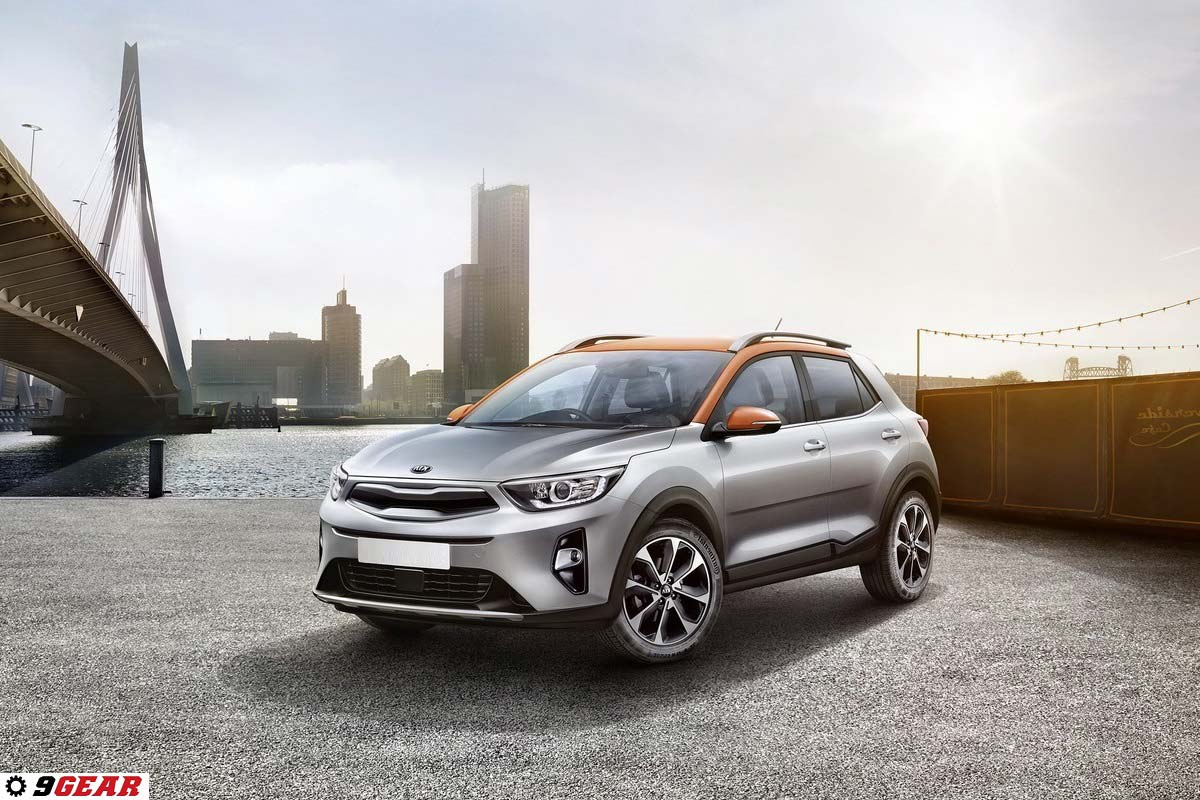 all new 2018 kia stonic subcompact crossover officially revealed car reviews new car. Black Bedroom Furniture Sets. Home Design Ideas