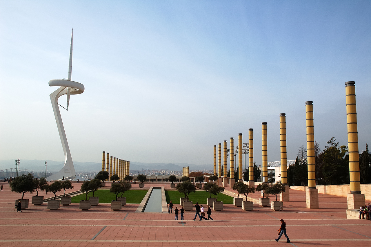 Calatrava Tower, Olympic Ring