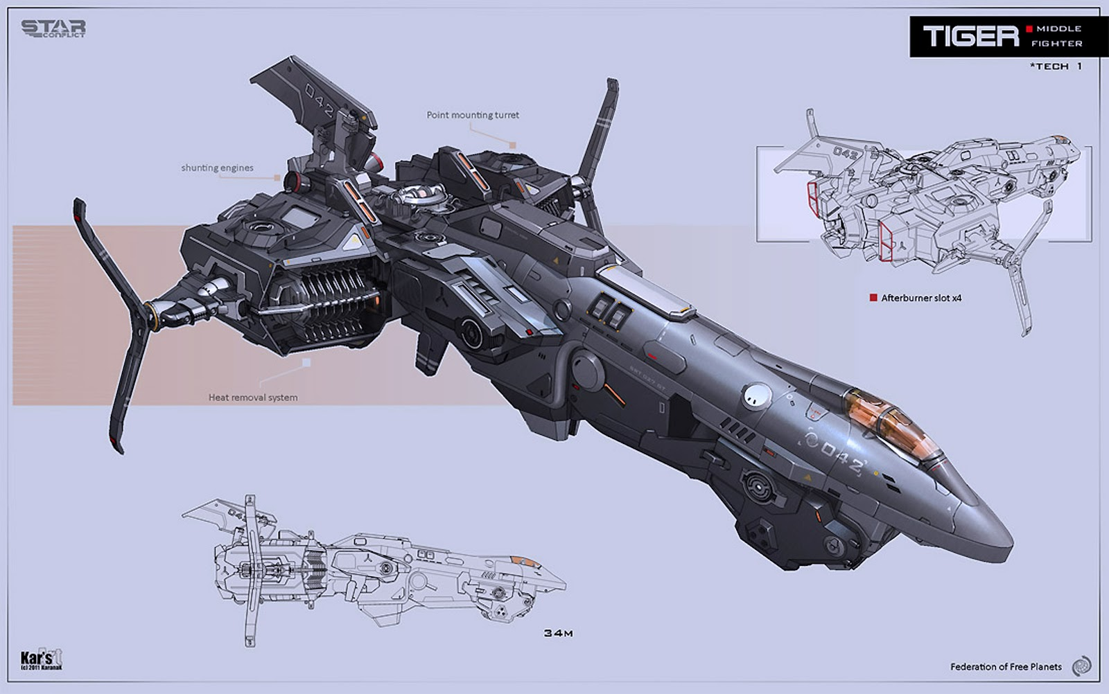 Sci fi vehicles on Pinterest | Spaceships, Concept Art and ...