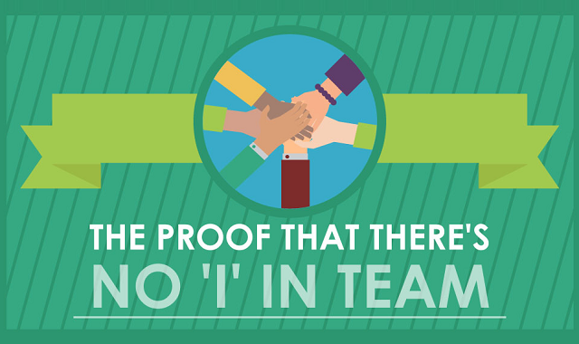 The Proof There's No 'I' in Team