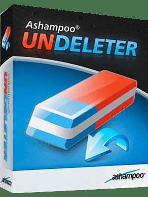 Ashampoo Undeleter box Imagen