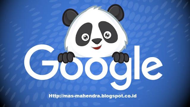 Pembaruan sistem Google Panda Pada Google