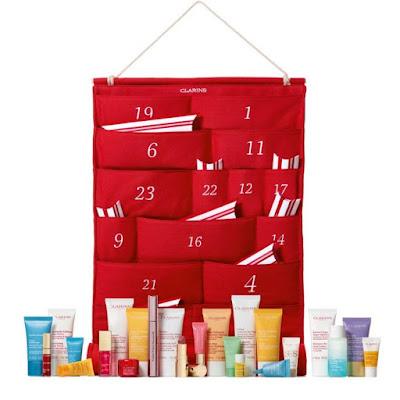 Clarins 24 Day Advent Calendar 2020