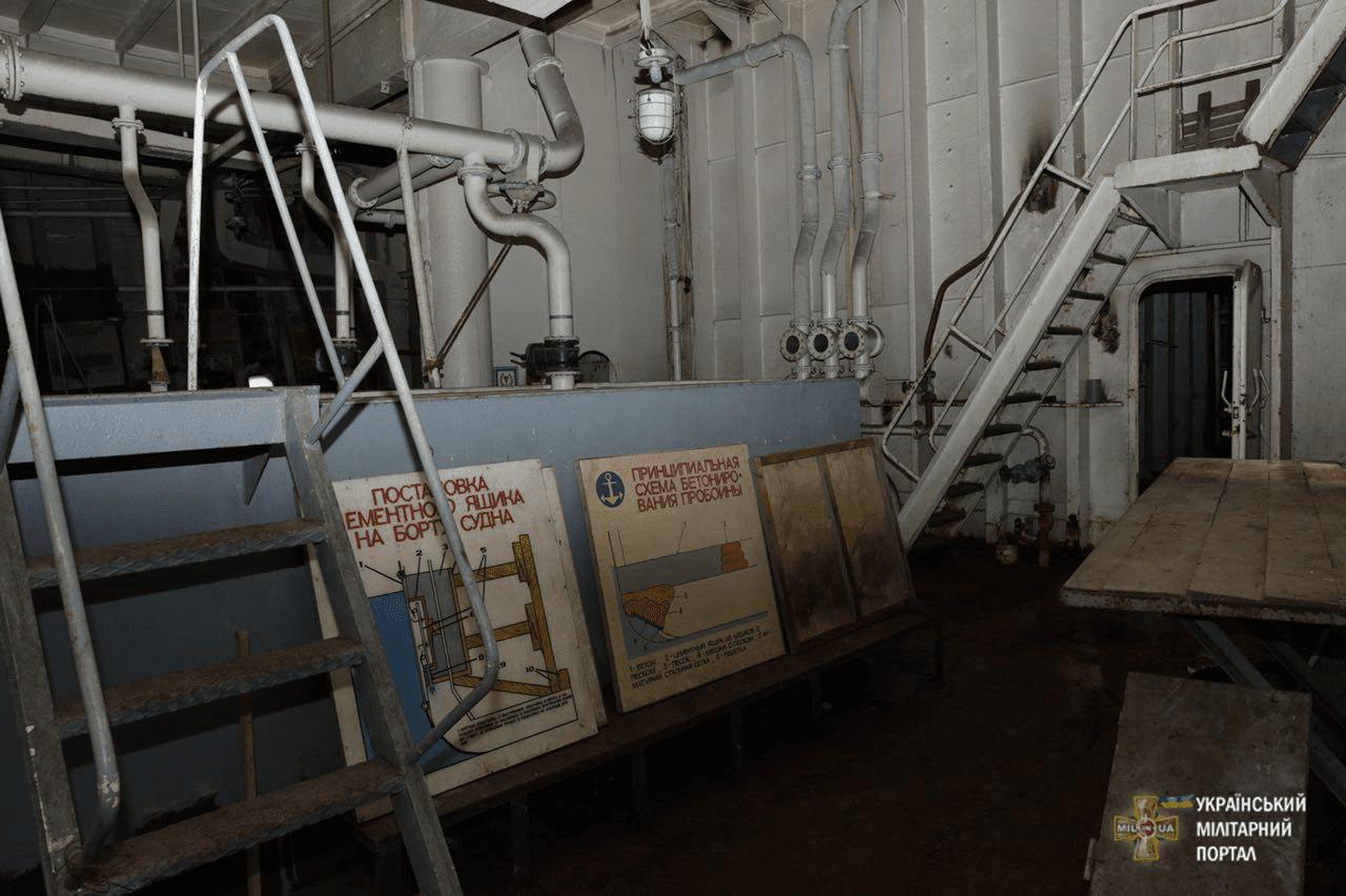 UУкраїна має унікальний корабель – тренувальний центр для підготовки моряків