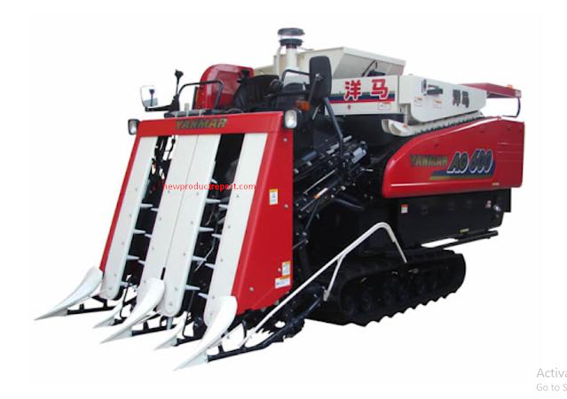 ACI combine harvester HF-02 Price and profit
