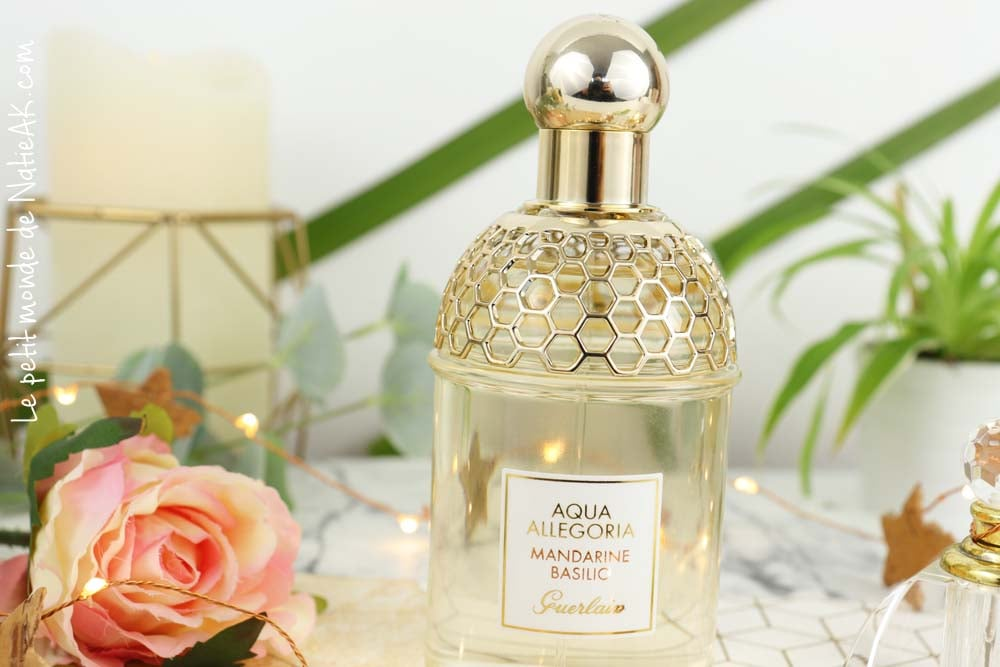 parfum aromatique femme