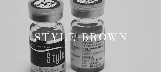 REVIEW: Style Brown*
