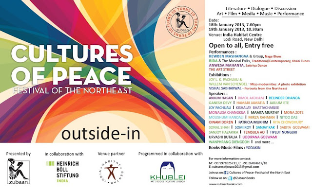 Cultures of Peace — Festival of the Northeast 2013