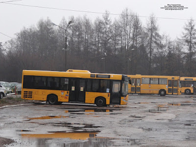 Solaris Urbino 8,9 LE, MZK Oświęcim
