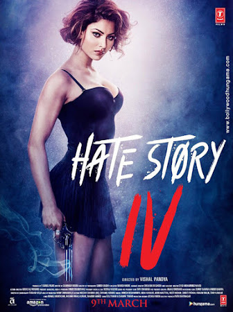 Hate Story 4 (2018) Movie Poster