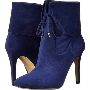 Guess Declan Blue Ankle Boots