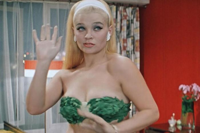 Вот Как Снимали Эротическую Сцену В Комедии «Бриллиантовая рука»