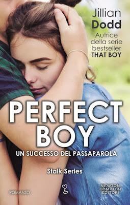 perfect boy jillian dodd