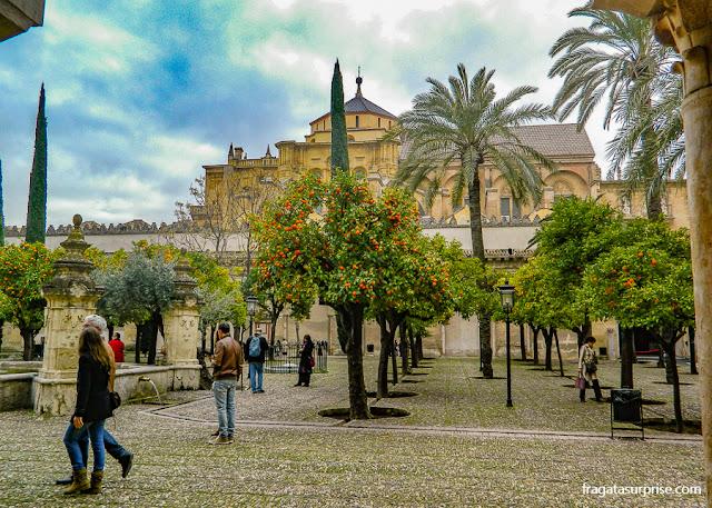 Pátio de los Naranjos, Mesquita de Córdoba