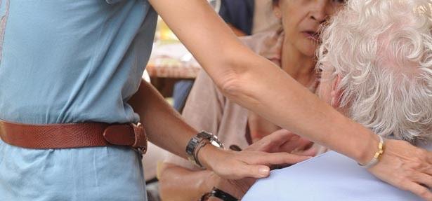 soutien aux personnes âgées