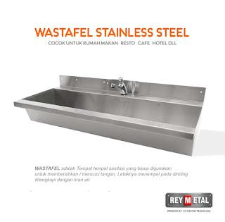 Harga Wastafel Stainless Steel