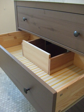 Ikea Kitchen Drawers  Inch