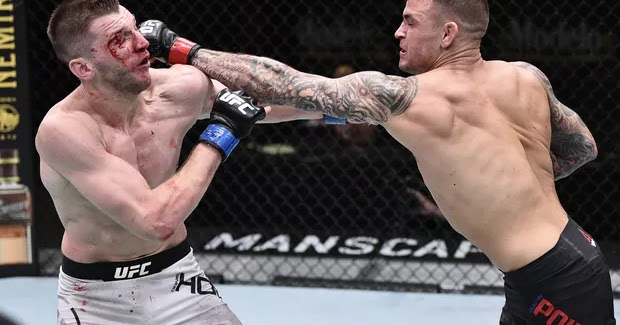 UFC On ESPN 12 Video Highlights - Dustin Poirier Vs Dan Hooker