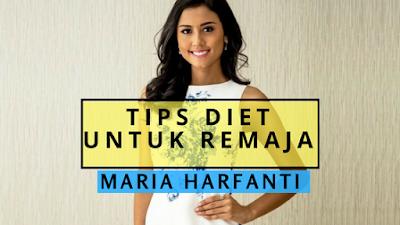 Tips Diet Sehat Untuk Remaja
