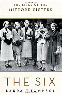 The Six: The Lives Of The Mitford Sisters PDF