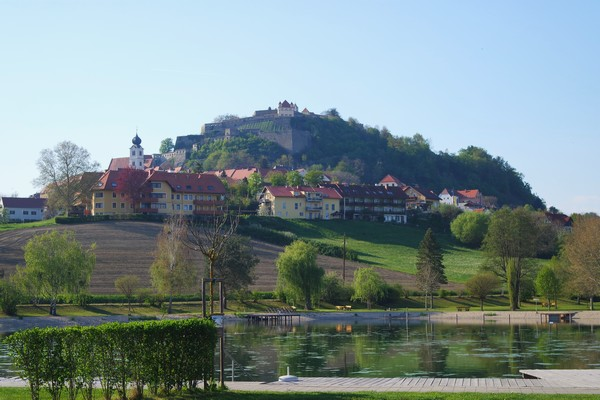 autriche styrie riegersburg château seebad