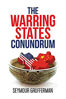 The Warring States Conundrum - Cozy Mystery / Thriller by Seymour Grufferman