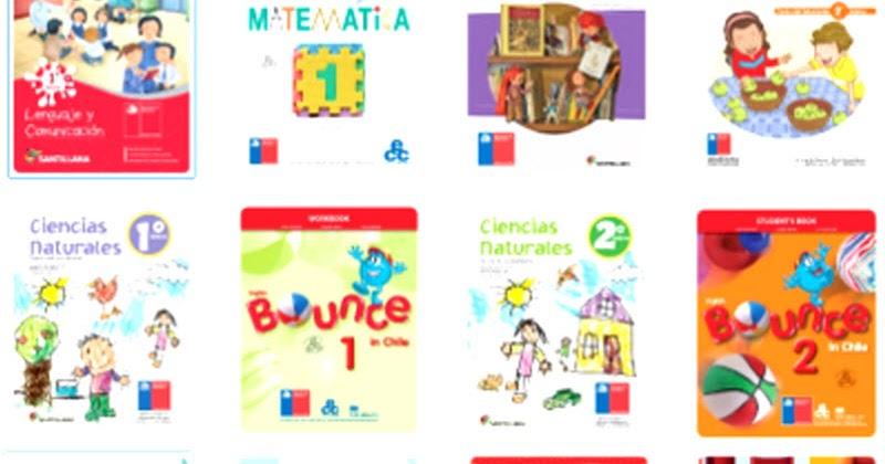 Descarga Textos Escolares 2019-2020 Inicial , Primaria Y