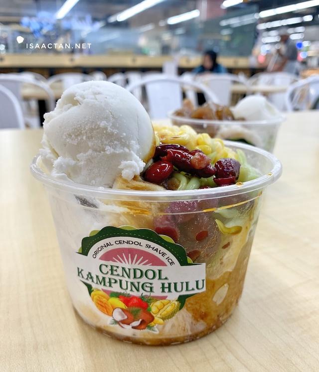 Extra Corn Cendol - RM10