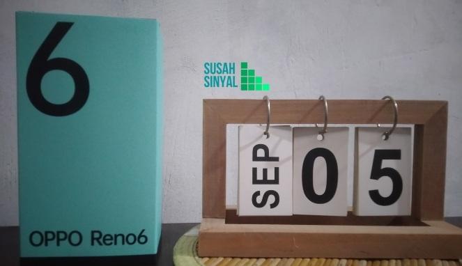Review Hape OPPO Reno6