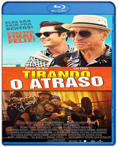 Baixar Tirando o Atraso 720p Dual Áudio Bluray Torrent
