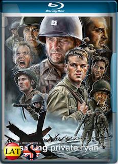 Rescatando al Soldado Ryan (1998) REMUX 1080P LATINO/INGLES