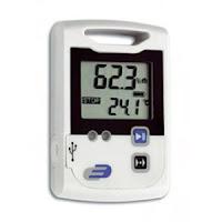 TFA Log110 data logger for temperature and humidity