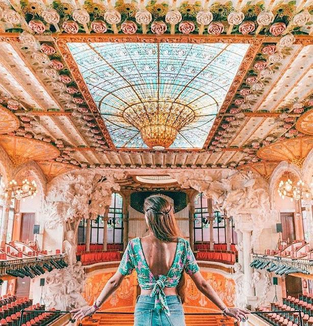 Luoghi instagrammabili Barcellona
