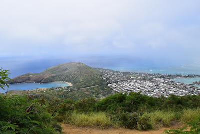 Koko Head Crater Trail Summit