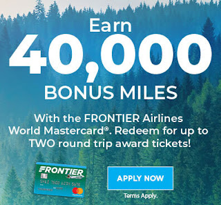 frontier airlines miles
