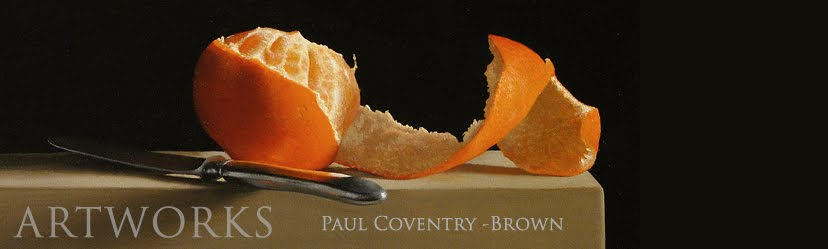Artworks by Paul Coventry-Brown