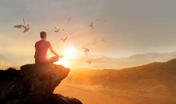 One step toward the mindfulness can give tremendous amount of relaxation.  Did you ever mediate in the morning?