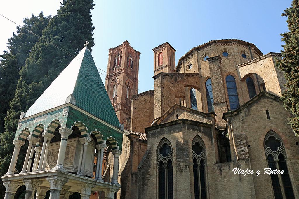 Iglesia de San Francisco de Bolonia