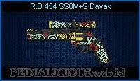 R.B 454 SS8M+S Dayak
