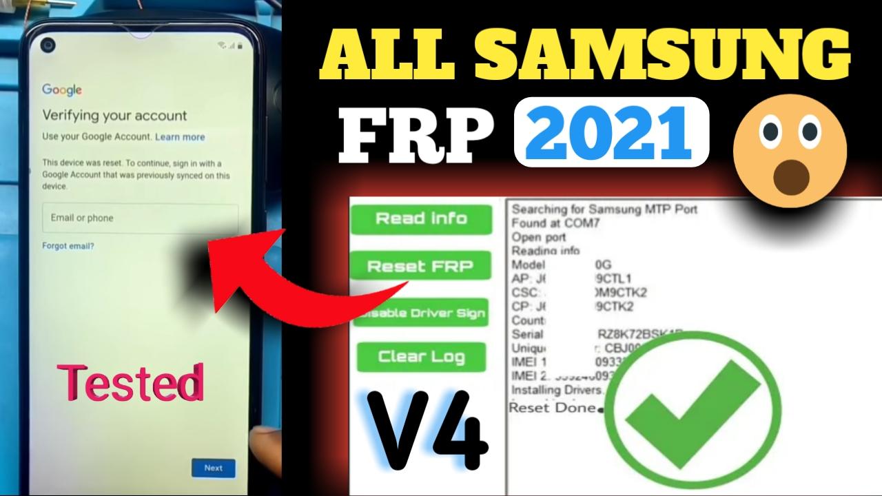 SamFirm v1.4.3 | Bypass Samsung Latest Frp | Download Samsung Latest Firmware