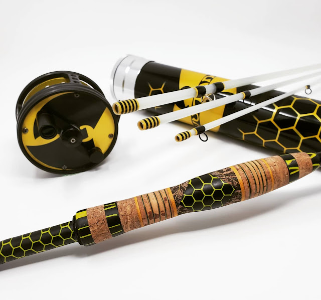 FAR WEST FLY RODS - Wu-Tang C.R.E.A.M. Edition Build